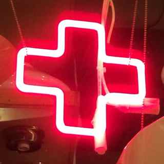 First Aid Neon