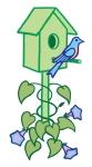 Birdhouse logo.right